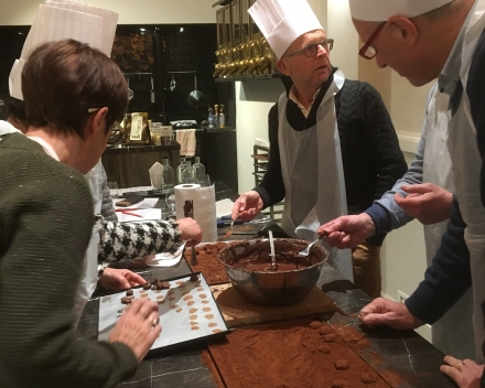 Workshops Chocolade